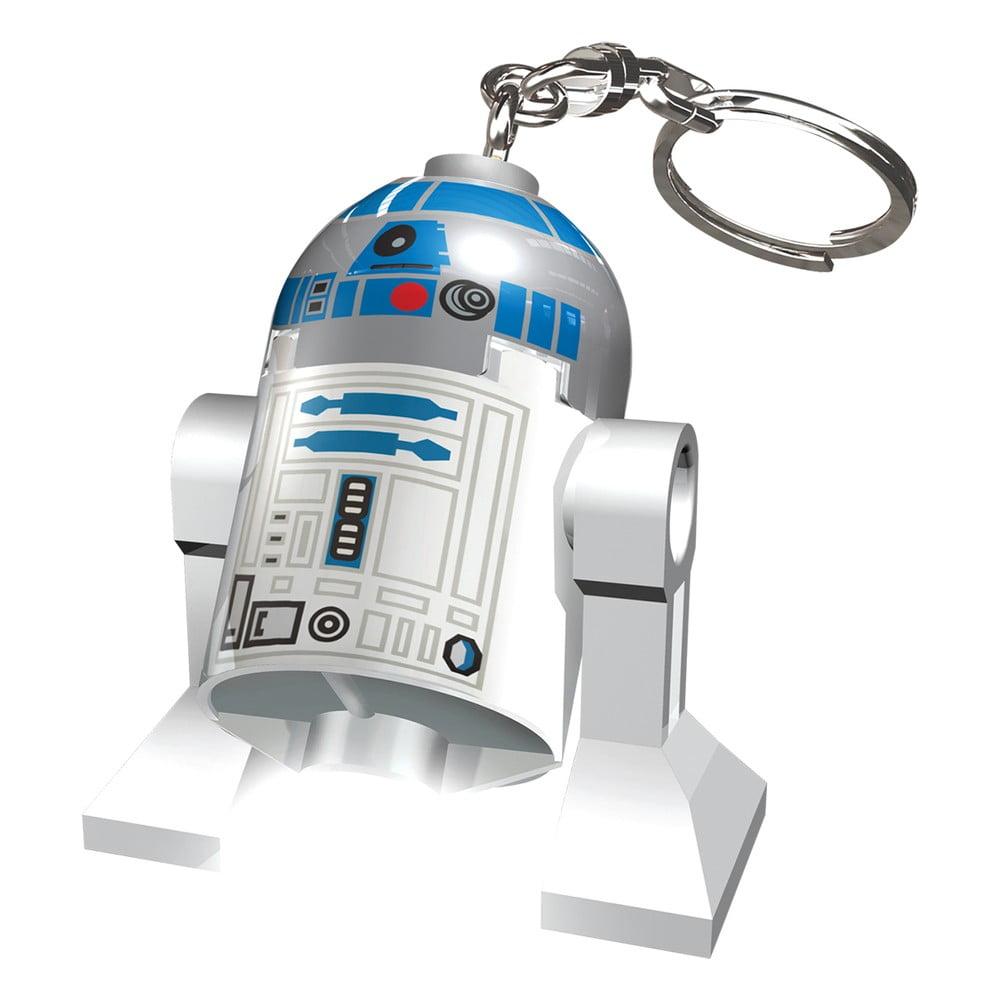 Svítící klíčenka LEGO® Star Wars R2D2 LEGO®
