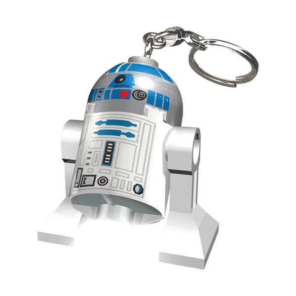 Svítící klíčenka LEGO® Star Wars R2D2