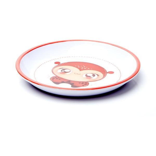 Dětské nádobí Lucky Little Moose Beruška Lily, 5 ks