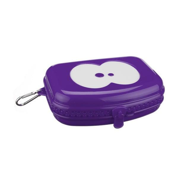 Svačinový box Look, fialový