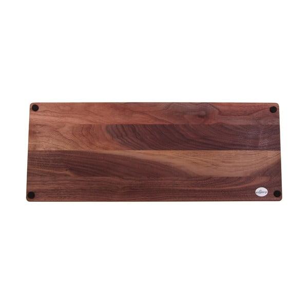 Dřevěný obal na klávesnici a touchpad, ořech