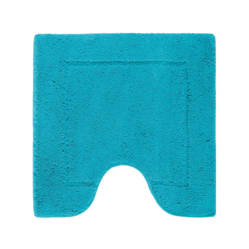 Modrá toaletní předložka Aquanova Accent, 60 x 60 cm