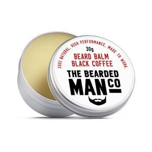 Balzám na vousy The Bearded Man Company Černá Káva, 30g