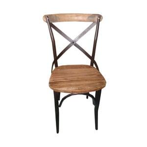 Kovová židle Antic Line Chaise Ouvert
