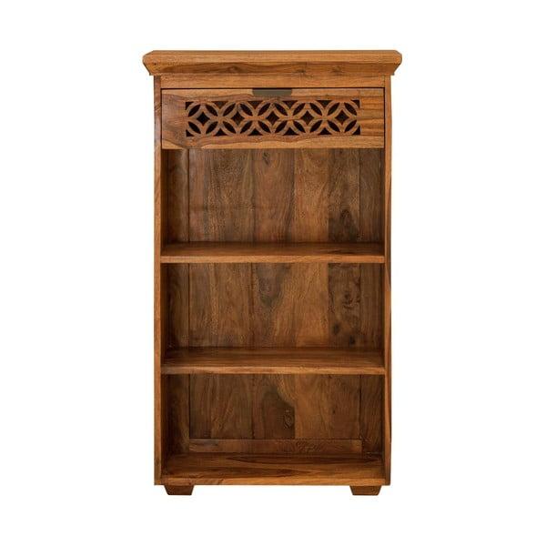 Knihovna z masivního palisandrového dřeva Massive Home Rosie