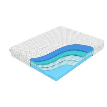 Saltea din spumă cu memorie Enzio Ocean Max Transform, 180 x 200 cm, înălțime 23 cm