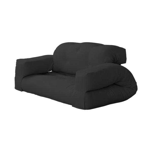 Canapea extensibilă Karup Design Hippo Dark Grey