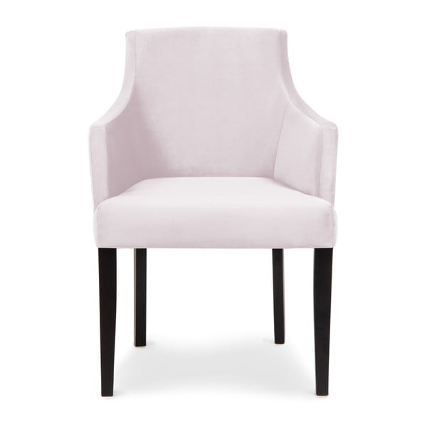 Sada 2 světle růžových židlí Vivonita Reese