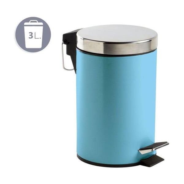 Odpadkový koš Papelera Azul, 3 l