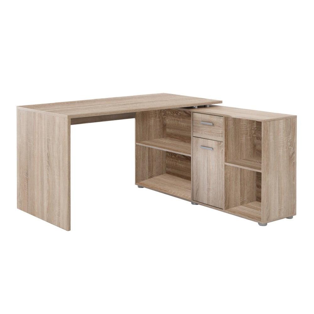 Rohový pracovní stůl 13Casa Boak