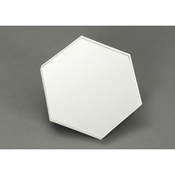 Zrcadlo Hexagonal, 30x35 cm