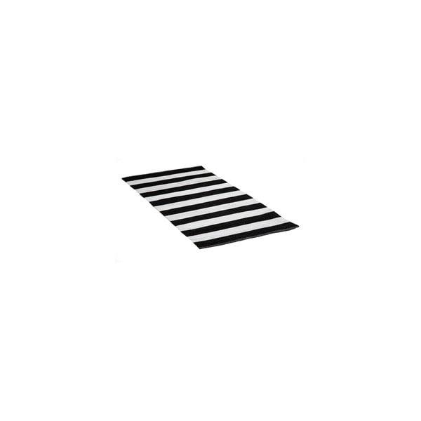 Koberec z PVC Tira 140x200 cm, černý