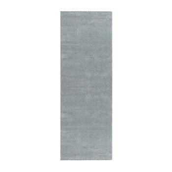 Traversă Elle Decor Passion Orly, 80 x 200 cm, albastru