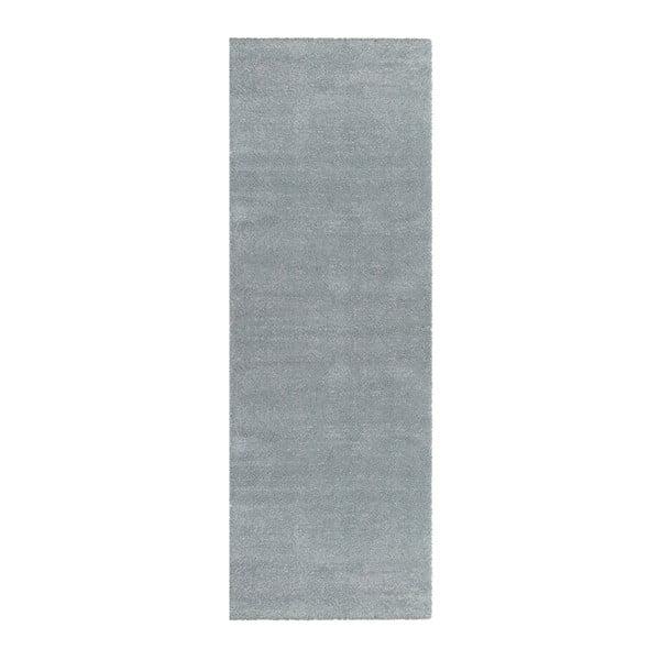Modrý běhoun běhoun Elle Decor Passion Orly, 80 x 200 cm