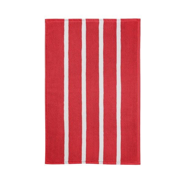 Koupelnová předložka Menton Red, 50x75 cm
