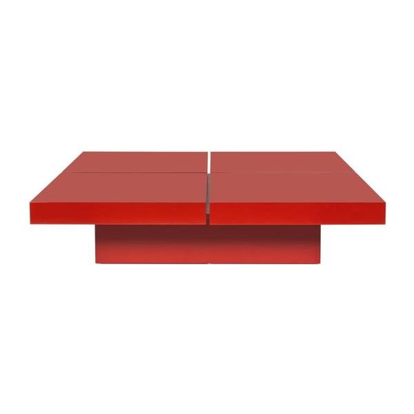 Konferenční stolek Kyoto 4 Tops Red