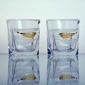Whiskovky Zlatá rybka, 280 ml, 2 ks