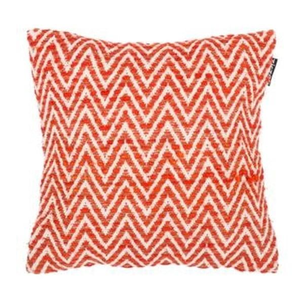 Față de pernă cu model Tiseco Home Studio Ziggy, 45 x 45 cm, portocaliu