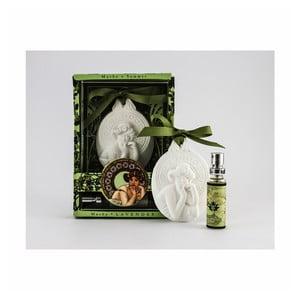 Jílový aroma difuzér s vůní levandule HOME ELEMENTS Mucha