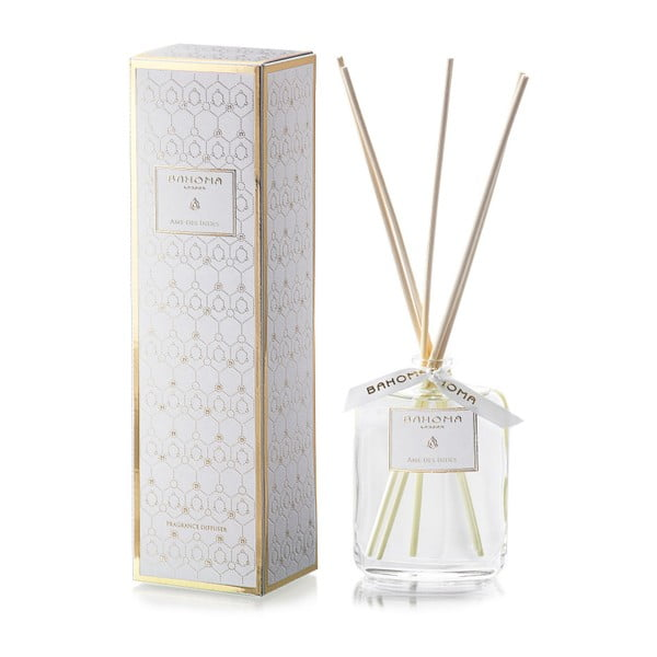 Difuzor de aromă cu parfum exotic Bahoma London Ame des Indes, 100 ml