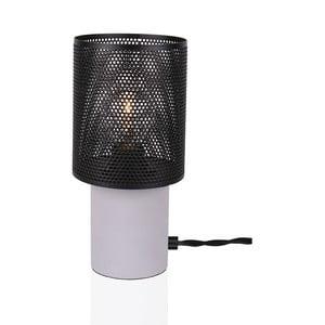 Černá stolní lampa GlobenLighting Rumble