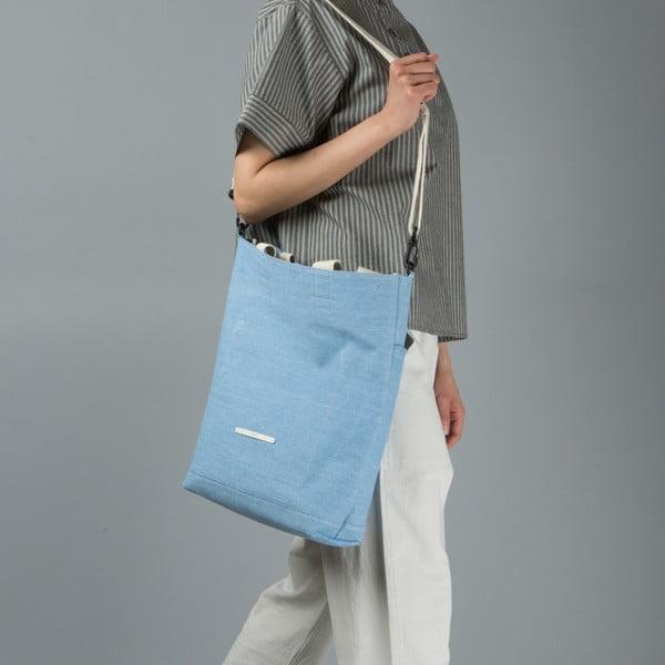 Oboustranná taška R Tote 231, modrá