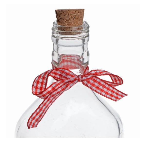 Skleněná lahev Merry Chistmas Big