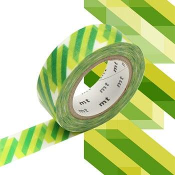Bandă decorativă Washi MT Masking Tape Christine, rolă 10 m imagine