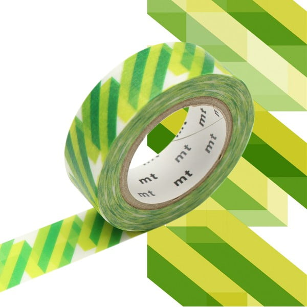 Bandă decorativă Washi MT Masking Tape Christine, rolă 10 m