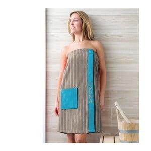 Dámský sarong Blue, 80x136 cm