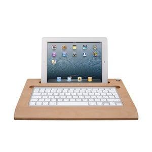 Dřevěný stojan na iPad, buk