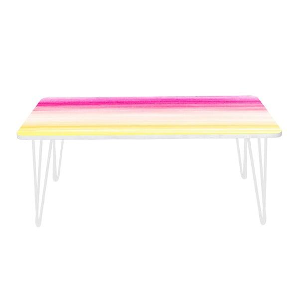 Konferenční stůl Watercolour Sunset