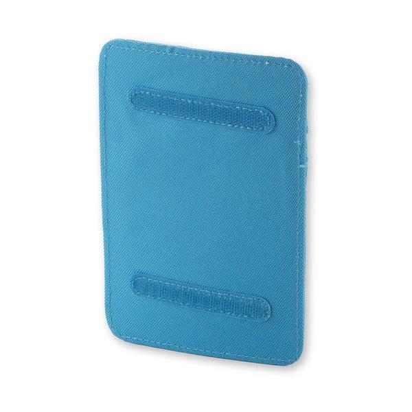 Univerzální kapsička se suchým zipem Moleskine 15x10 cm, modrá