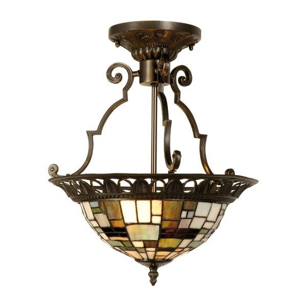 Tiffany závěsné světlo Majestick