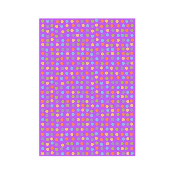 Koberec Flash 80x150 cm, růžový