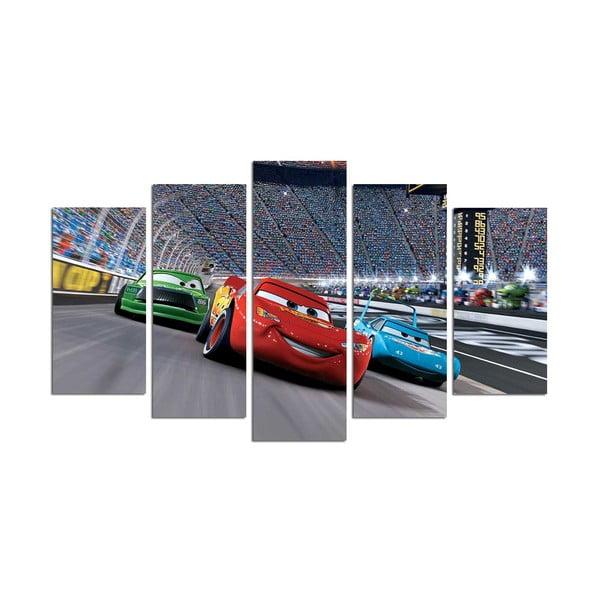 Obraz 5-częściowy Cars
