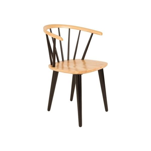 Černá židle Gee