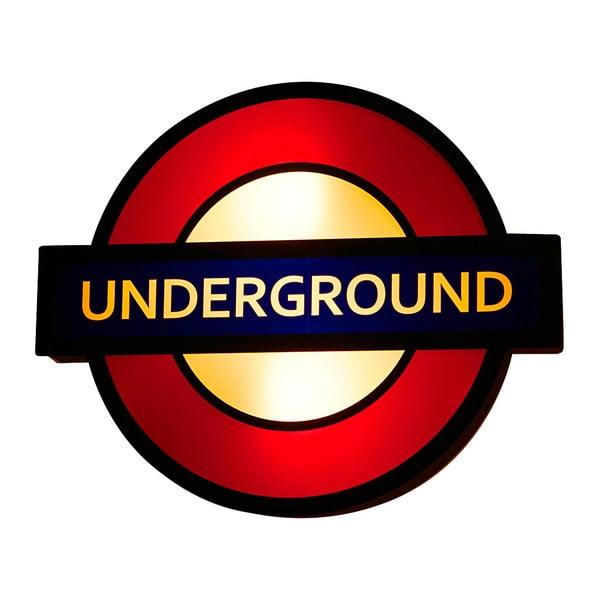 Nástěnné svítidlo Glimte Underground