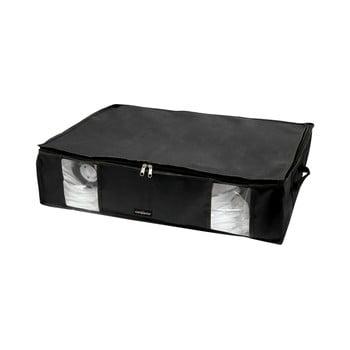 Cutie de depozitare cu vid pentru haine Compactor Black, 145 l imagine