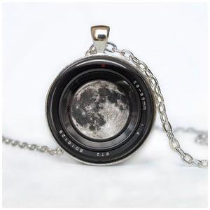 Dámský řetízek s přívěskem Butoni de Camasa Moon