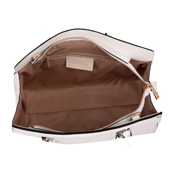 Kožená kabelka Andrea Cardone 2012 White