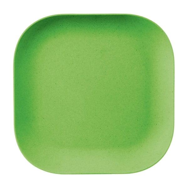 Zelený bambusový talíř Premier Housewares Eden