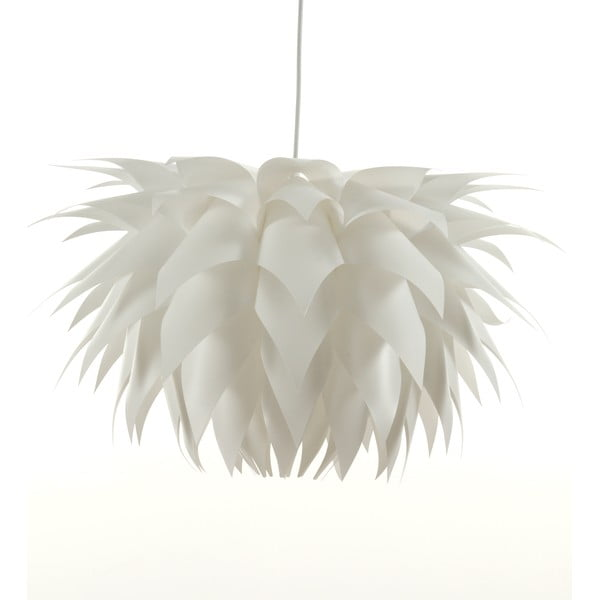 Biele závesné svietidlo Tomasucci Berry