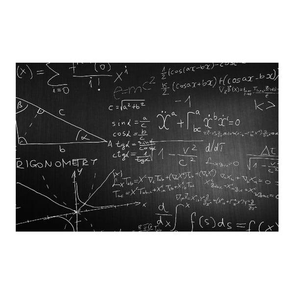 Obraz Black&White Math,45x70cm