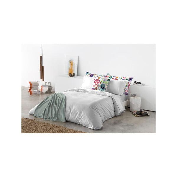 Povlečení Nordicos White, 160x200 cm