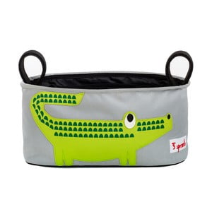 Organizér na kočárek Sprouts s krokodýlem