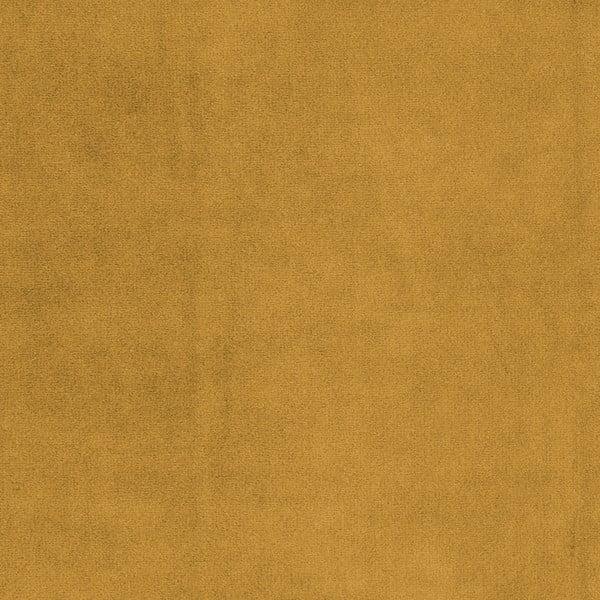 Tmavě žlutá trojmístná pohovka Vivonita Portobello