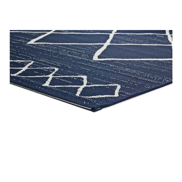 Modrý koberec vhodný i na ven Universal Elba, 160 x 230 cm