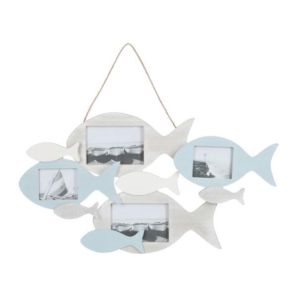 Fotorámeček na 4 fotografie Finding Fish, 53x29 cm