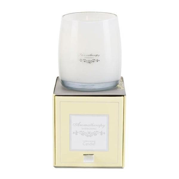 Aroma svíčka Copenhagen Candles Aromatherapy Energising Glass, doba hoření 40 hodin